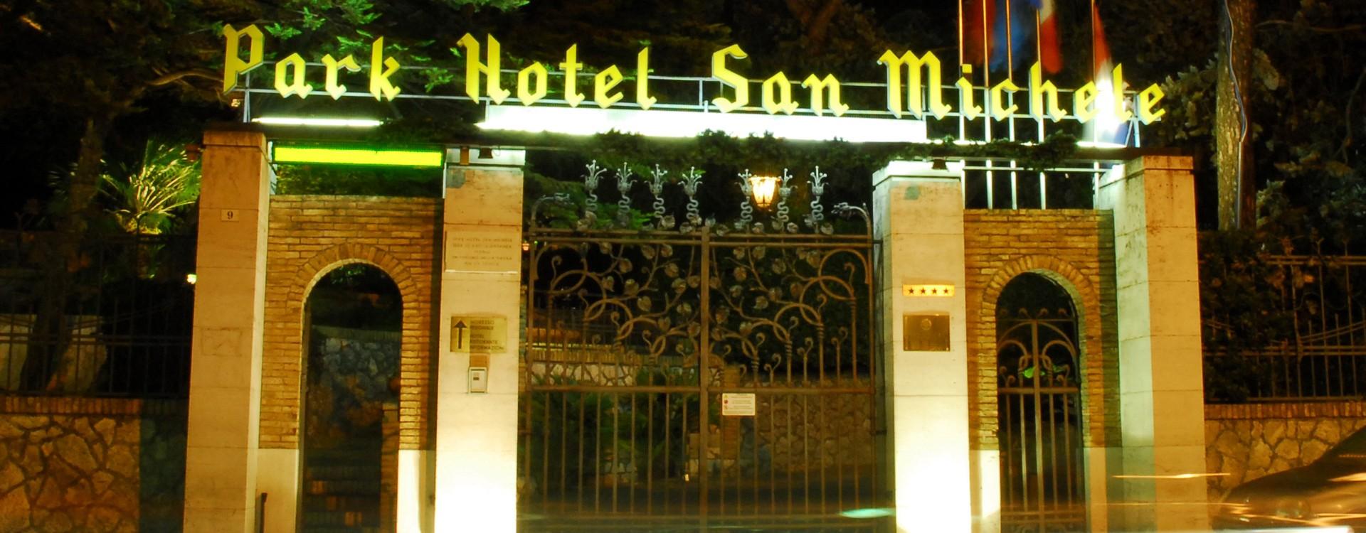 Ingresso Park Hotel San Michele