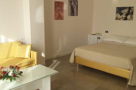 Hotel Martina Franca centro, Hotel 4 Stelle, Hotel Puglia, Camera Tripla