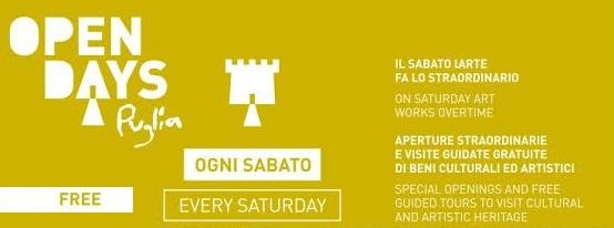 Open Days Martina Franca, Eventi Martina Franca, Puglia, Valle D'Itria