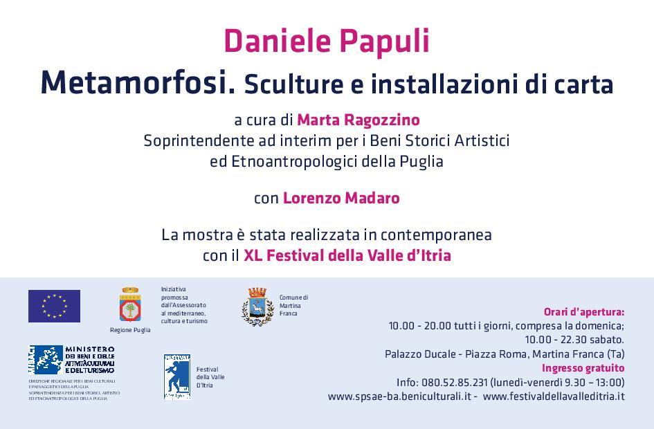 festival della valle d'itria, Martina Franca, eventi estate 2014