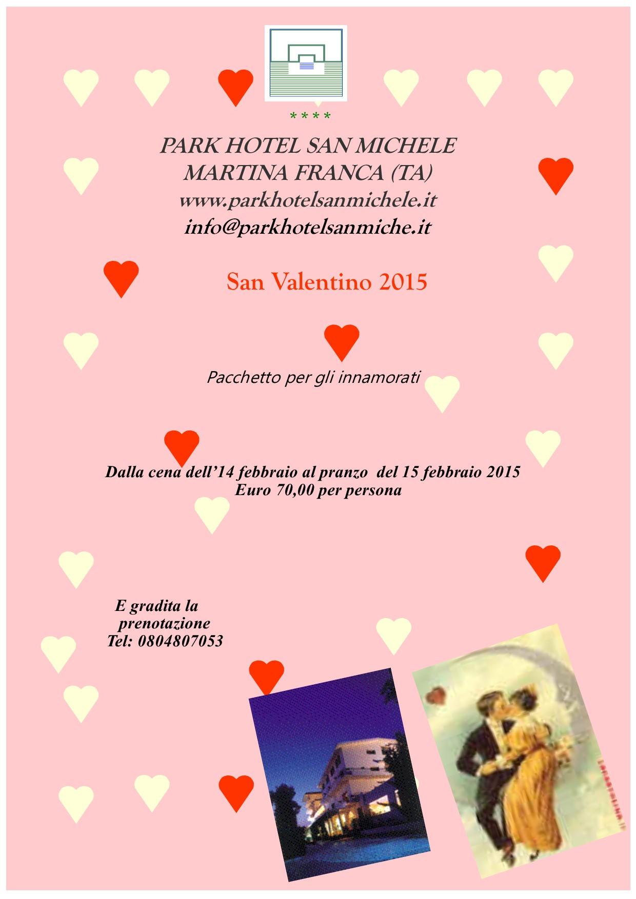 San Valentino, 2015, week end, Martina Franca, Park Hotel San Michele